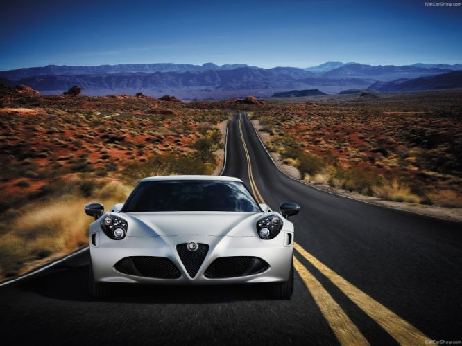 Alfa Romeo-4C 2014 1600x1200 wallpaper 45 wallpaper