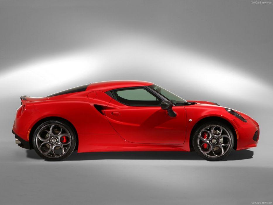 Alfa Romeo-4C 2014 1600x1200 wallpaper 54 wallpaper