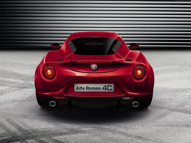Alfa Romeo-4C 2014 1600x1200 wallpaper 58 wallpaper