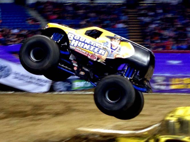 MONSTER-TRUCKS race racing offroad 4x4 hot rod rods monster trucks truck (2) wallpaper
