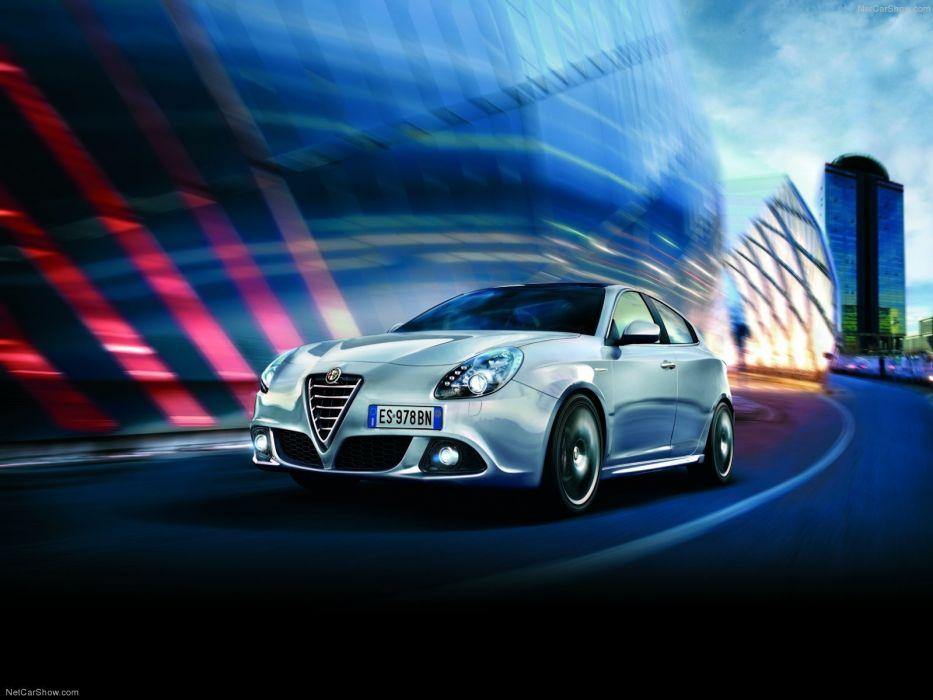 Alfa Romeo-Giulietta 2014 1600x1200 wallpaper 06 wallpaper