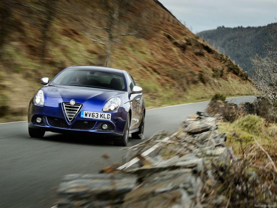 Alfa Romeo-Giulietta 2014 1600x1200 wallpaper 22 wallpaper