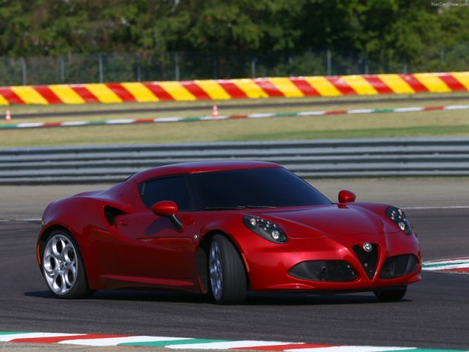 Alfa Romeo-4C 2014 1600x1200 wallpaper 21 wallpaper