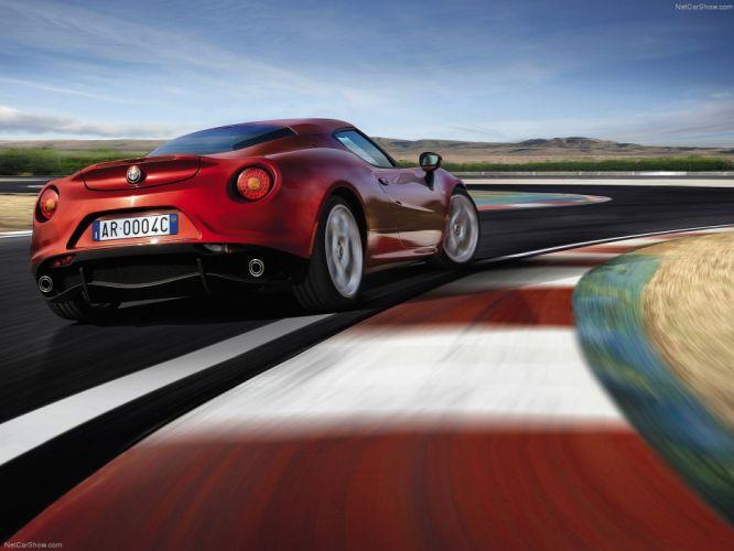 Alfa Romeo-4C 2014 1600x1200 wallpaper 28 wallpaper