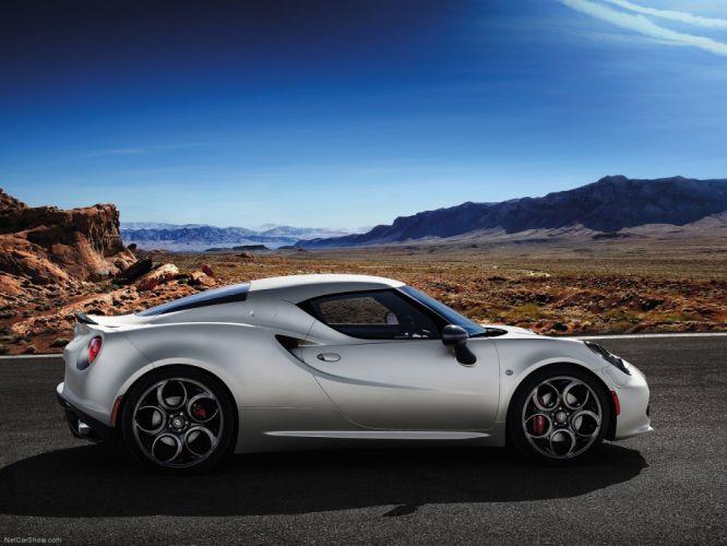 Alfa Romeo-4C 2014 1600x1200 wallpaper 24 wallpaper