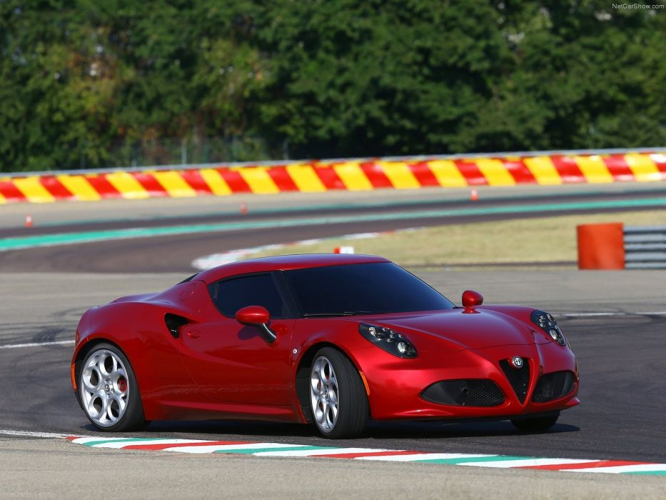 Alfa Romeo-4C 2014 1600x1200 wallpaper 1f wallpaper