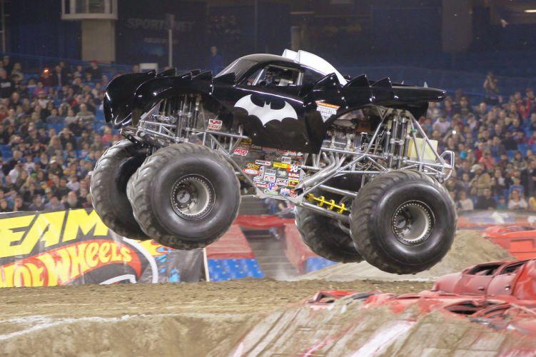 MONSTER-TRUCK race racing offroad 4x4 hot rod rods monster trucks truck (18) wallpaper