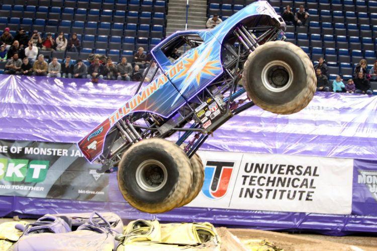 MONSTER-TRUCK race racing offroad 4x4 hot rod rods monster trucks truck (25) wallpaper