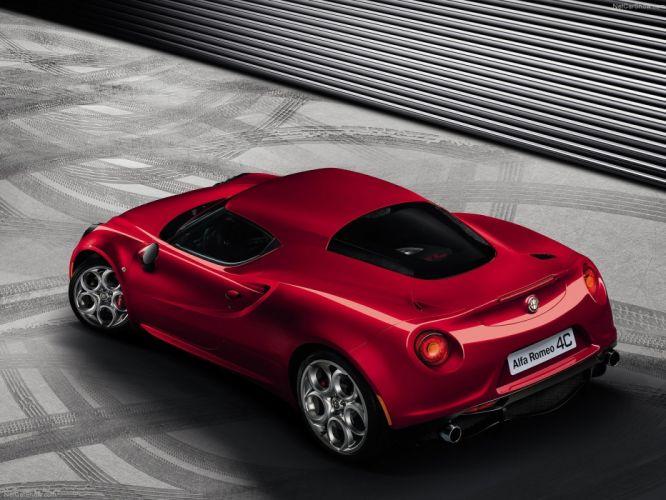 Alfa Romeo-4C 2014 1600x1200 wallpaper 56 wallpaper