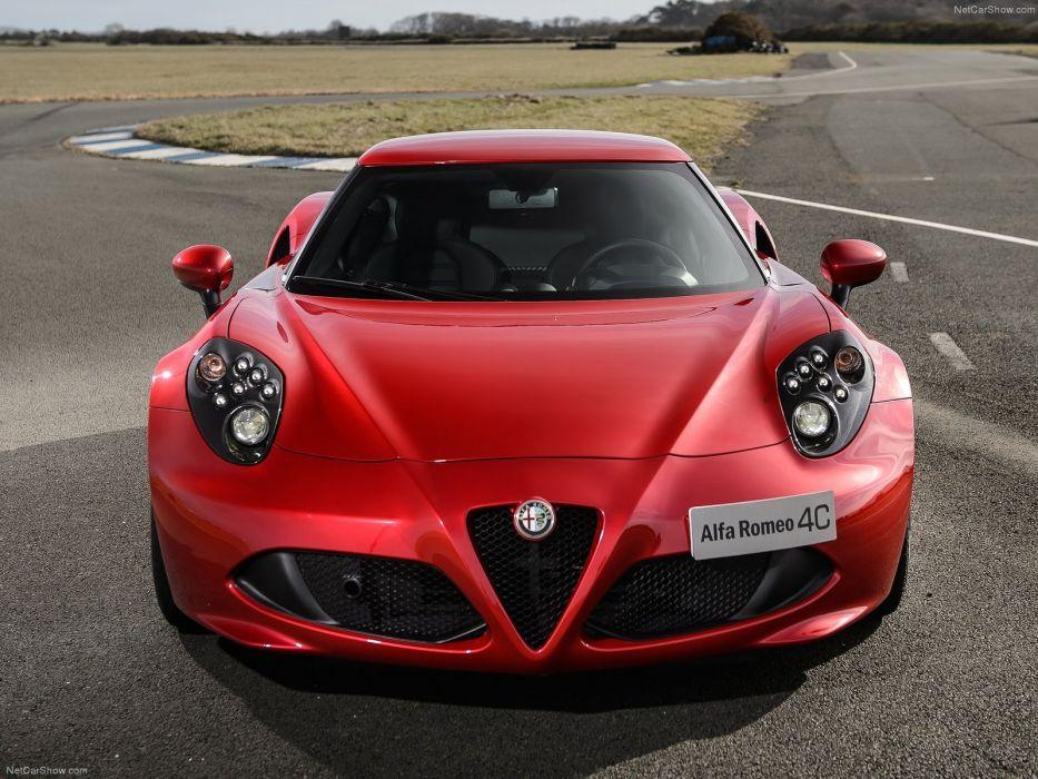 Alfa Romeo-4C 2014 1600x1200 wallpaper 39 wallpaper