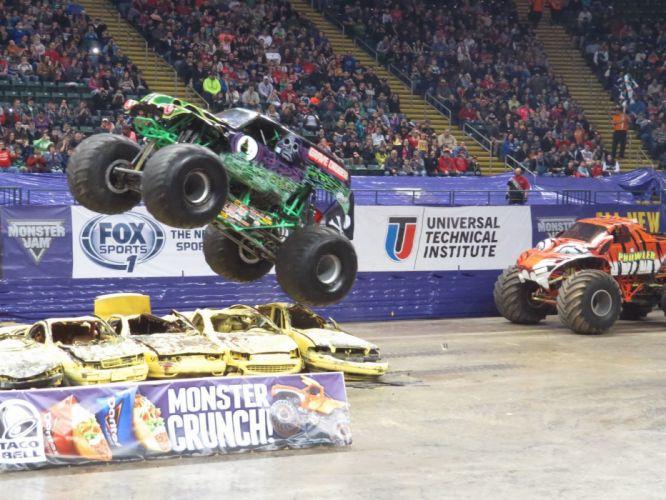 MONSTER-TRUCK race racing offroad 4x4 hot rod rods monster trucks truck (48)_JPG wallpaper