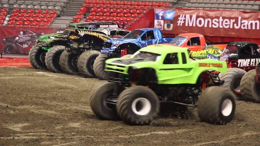 MONSTER-TRUCK race racing offroad 4x4 hot rod rods monster trucks truck (61) wallpaper