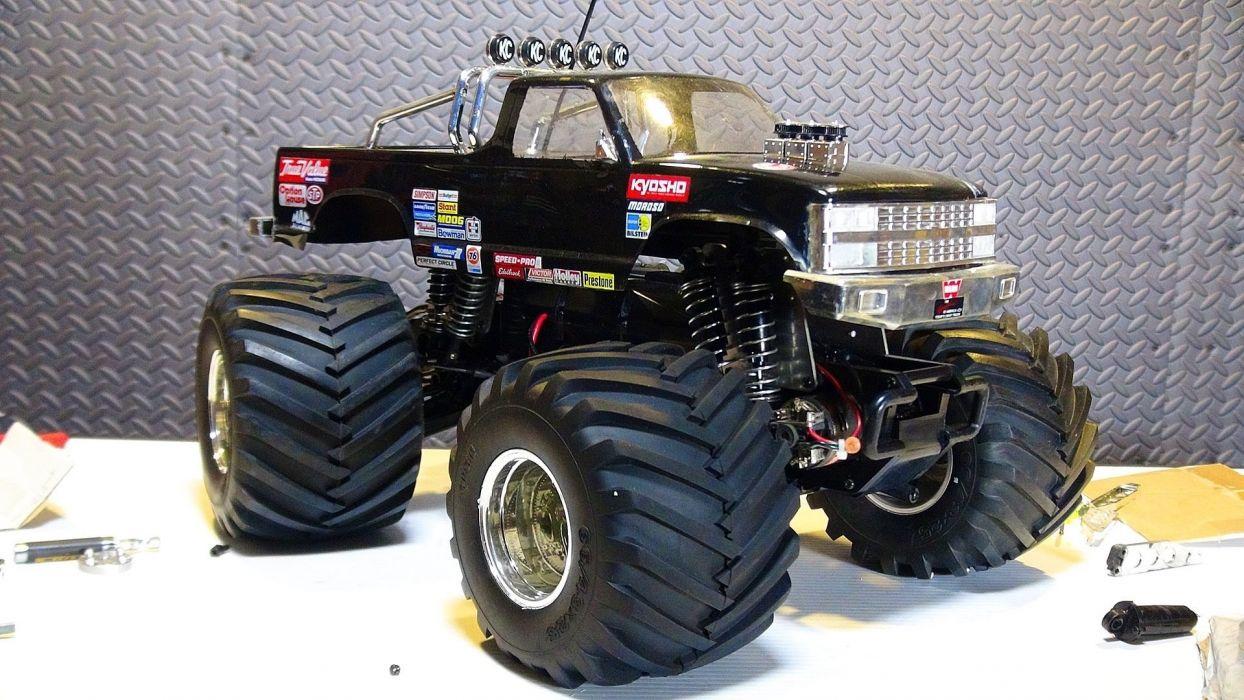 MONSTER-TRUCK race racing offroad 4x4 hot rod rods monster trucks truck (56) wallpaper