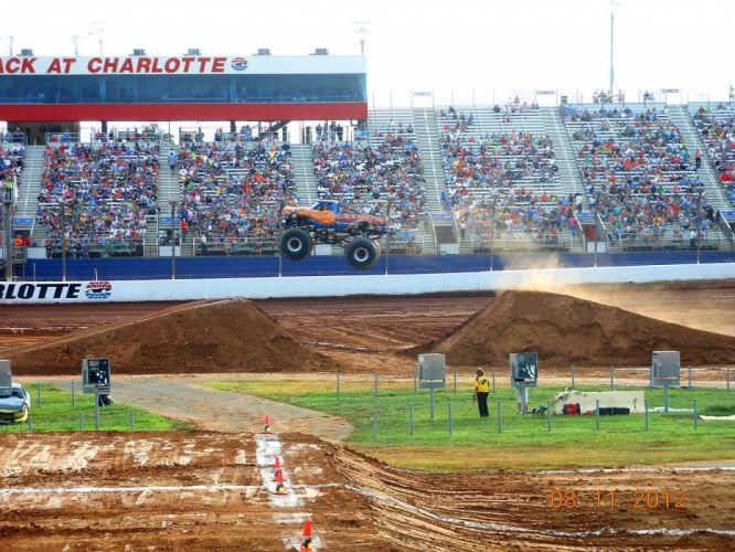 MONSTER-TRUCK race racing offroad 4x4 hot rod rods monster trucks truck (80) wallpaper