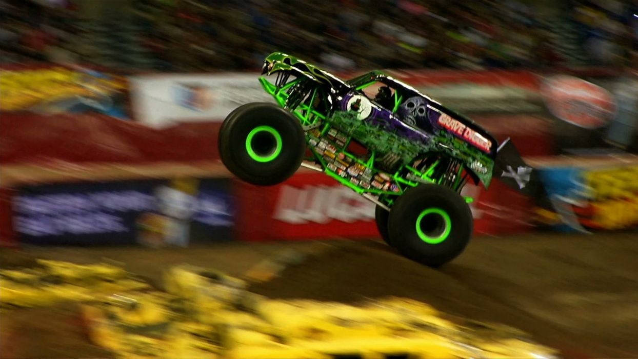 MONSTER-TRUCK race racing offroad 4x4 hot rod rods monster trucks truck (78) wallpaper