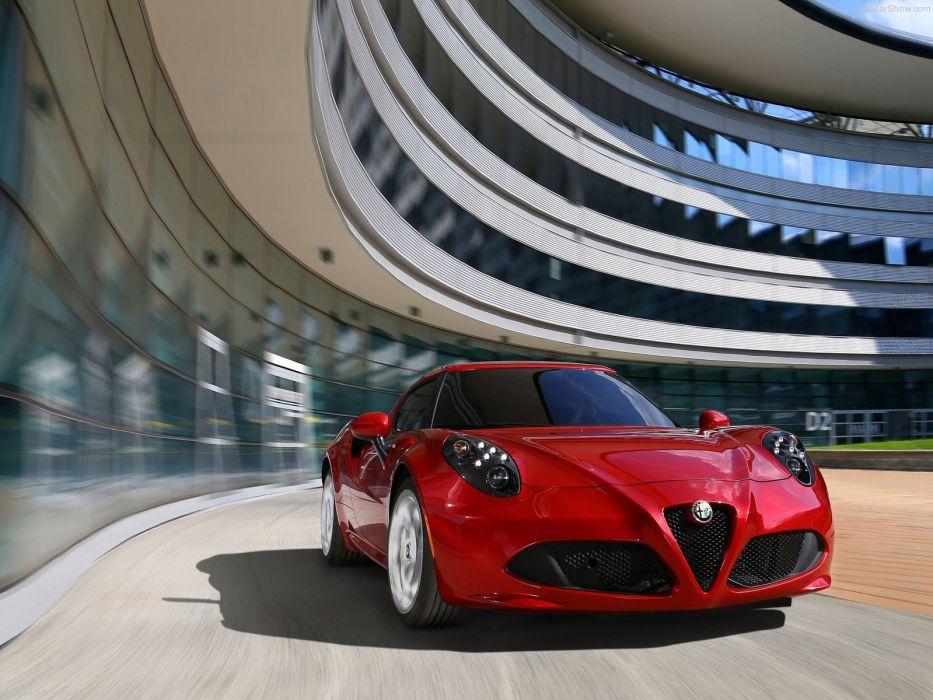 Alfa Romeo-4C 2014 1600x1200 wallpaper 0f wallpaper