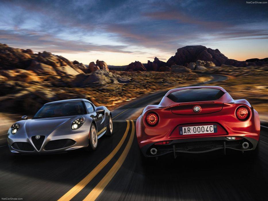 Alfa Romeo-4C 2014 1600x1200 wallpaper 4e wallpaper