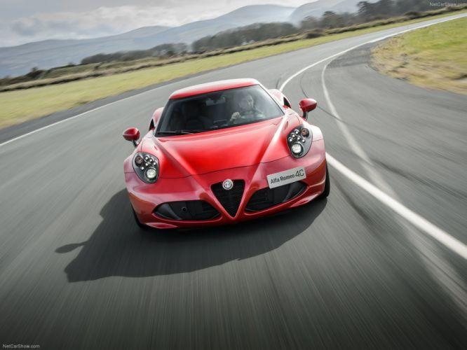 Alfa Romeo-4C 2014 1600x1200 wallpaper 3e wallpaper