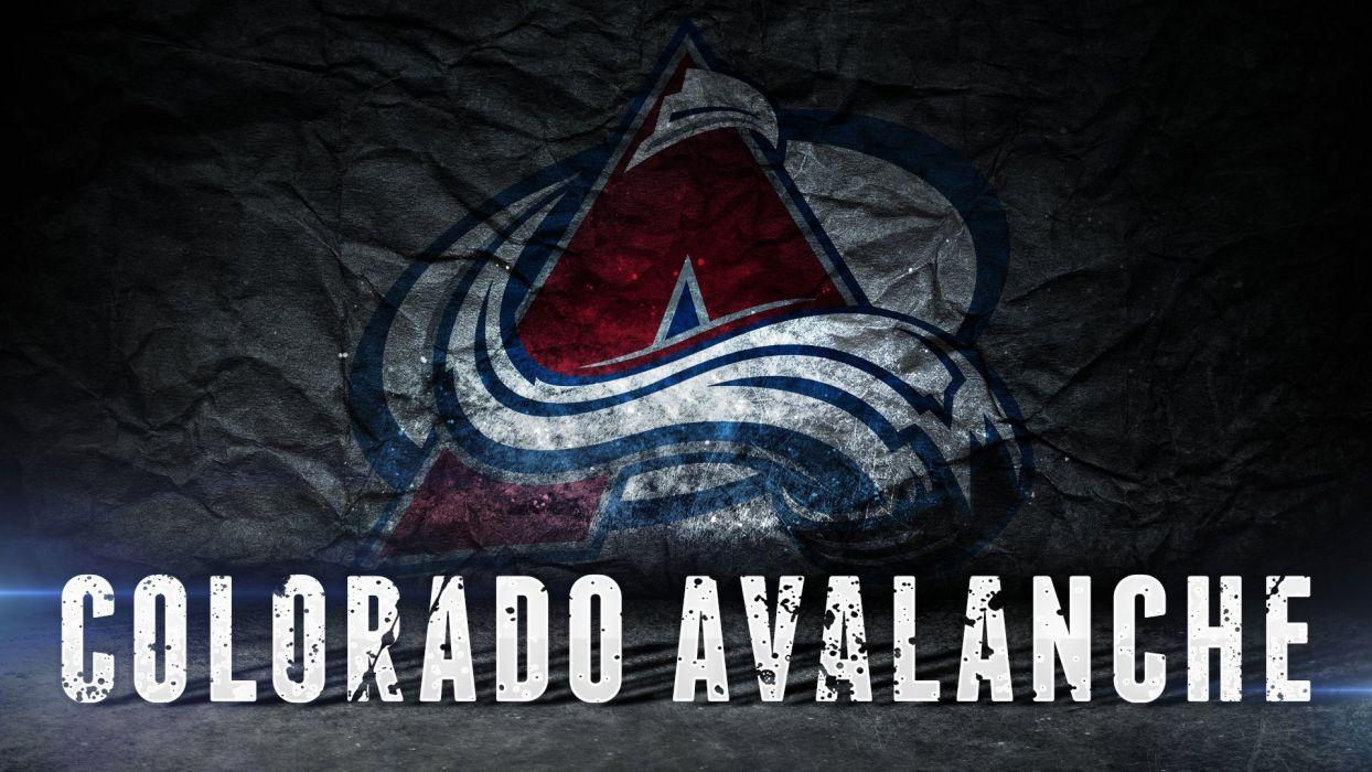 COLORADO AVALANCHE nhl hockey (2) wallpaper