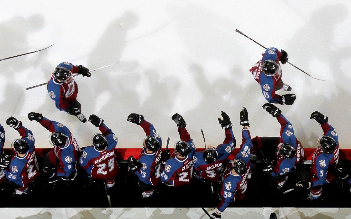 COLORADO AVALANCHE nhl hockey (69) wallpaper