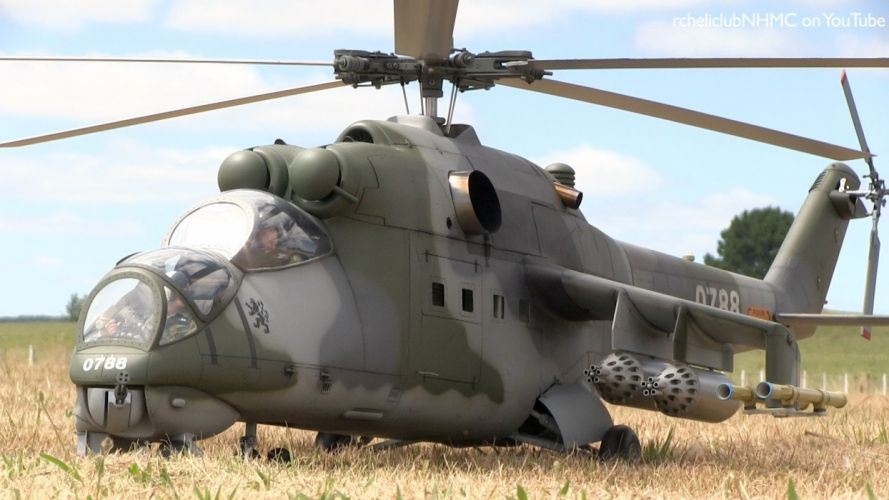 Mi-24 HIND GUNSHIP russian russia military weapon helicopter aircraft (8) wallpaper