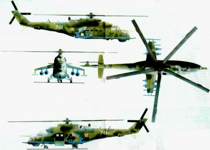 Mi-24 HIND GUNSHIP russian russia military weapon helicopter aircraft (50) wallpaper