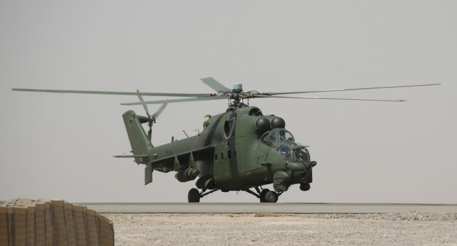 Mi-24 HIND GUNSHIP russian russia military weapon helicopter aircraft (71) wallpaper