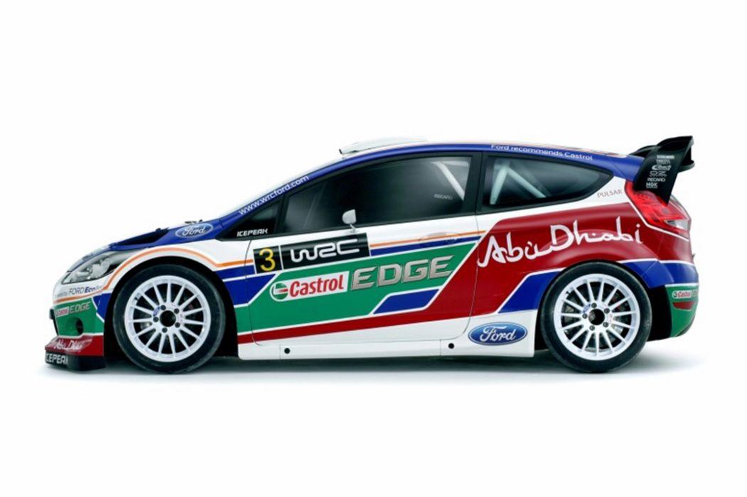 2011 Ford FiestaRSWRC2 2667x1777 wallpaper
