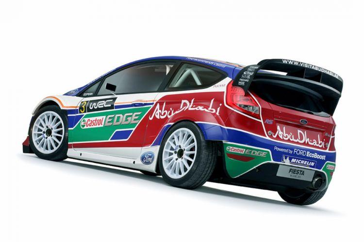 2011 Ford FiestaRSWRC2 (2) 2667x1779 wallpaper
