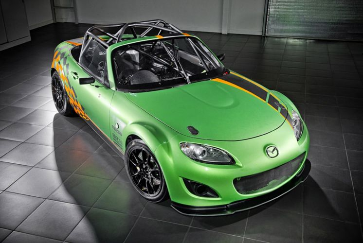 2011 Mazda MX5GT1 2667x1789 wallpaper