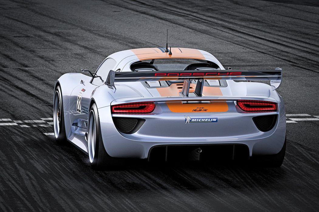 2011 Porsche 918RSRRacingLab2 2667x1776 wallpaper