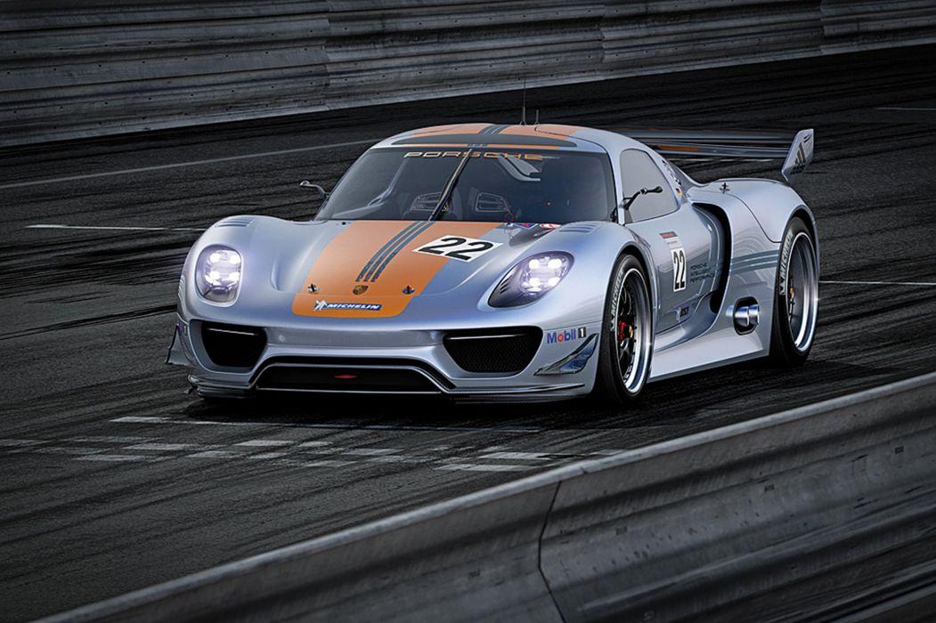2011 Porsche 918RSRRacingLab1 2667x1776 wallpaper