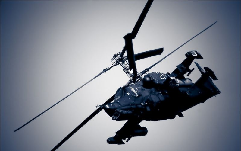 KAMOV KA-50 BLACK SHARK GUNSHIP attack helicopter military russian russia soviet weapon aircraft (3) wallpaper