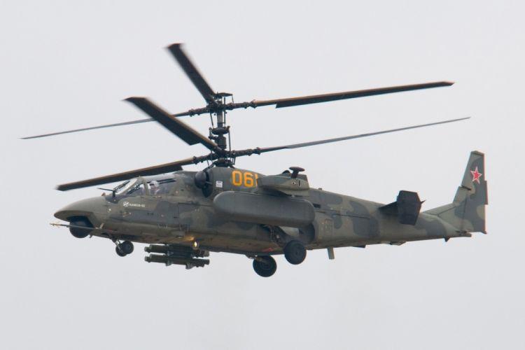 KAMOV KA-50 BLACK SHARK GUNSHIP attack helicopter military russian russia soviet weapon aircraft (20) wallpaper