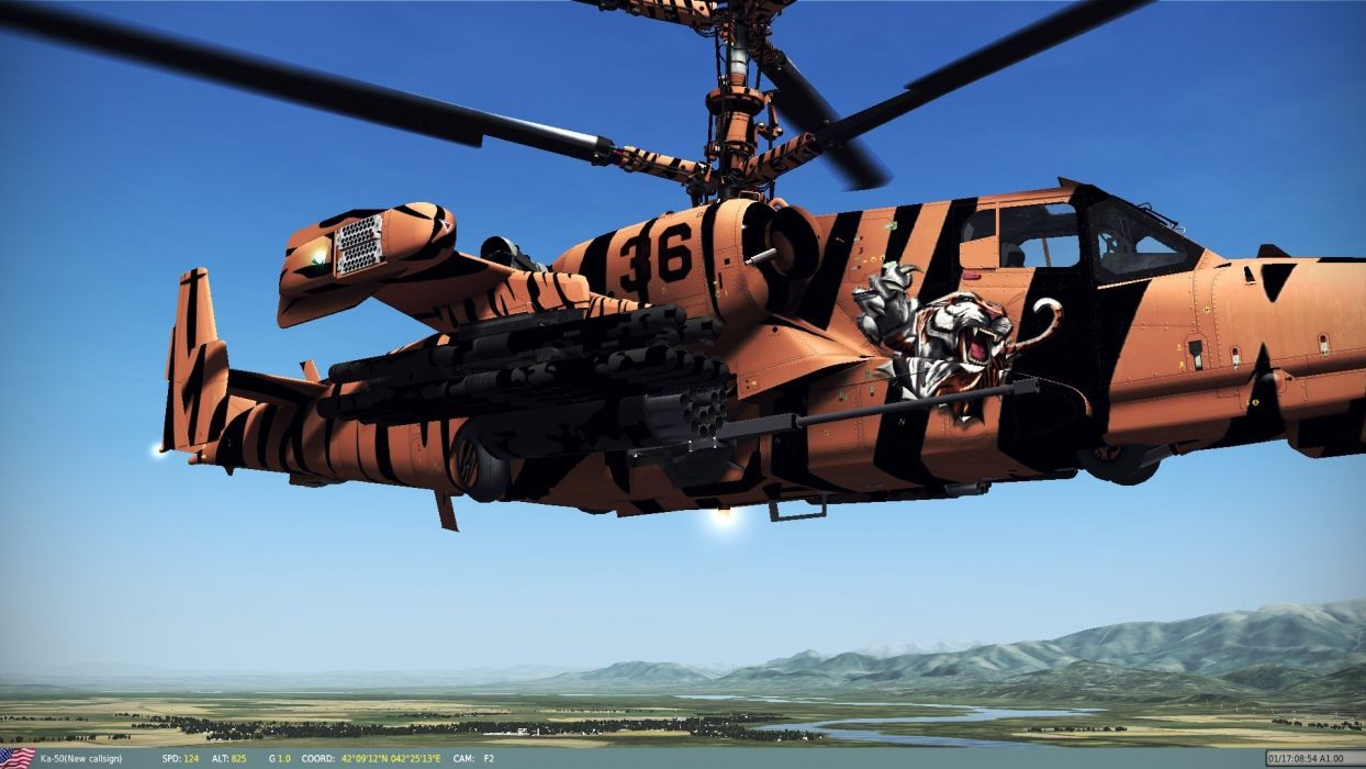 KAMOV KA-50 BLACK SHARK GUNSHIP attack helicopter military russian russia soviet weapon aircraft (50) wallpaper