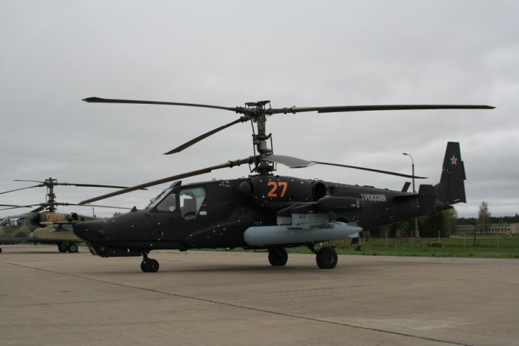 KAMOV KA-50 BLACK SHARK GUNSHIP attack helicopter military russian russia soviet weapon aircraft (56) wallpaper