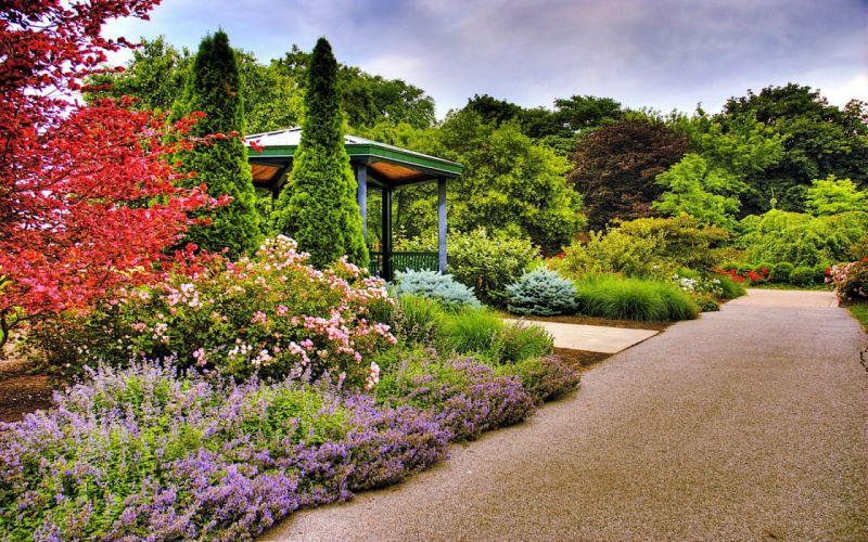 garden park landscape (20) wallpaper