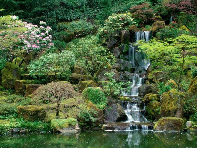 garden park landscape (26) wallpaper