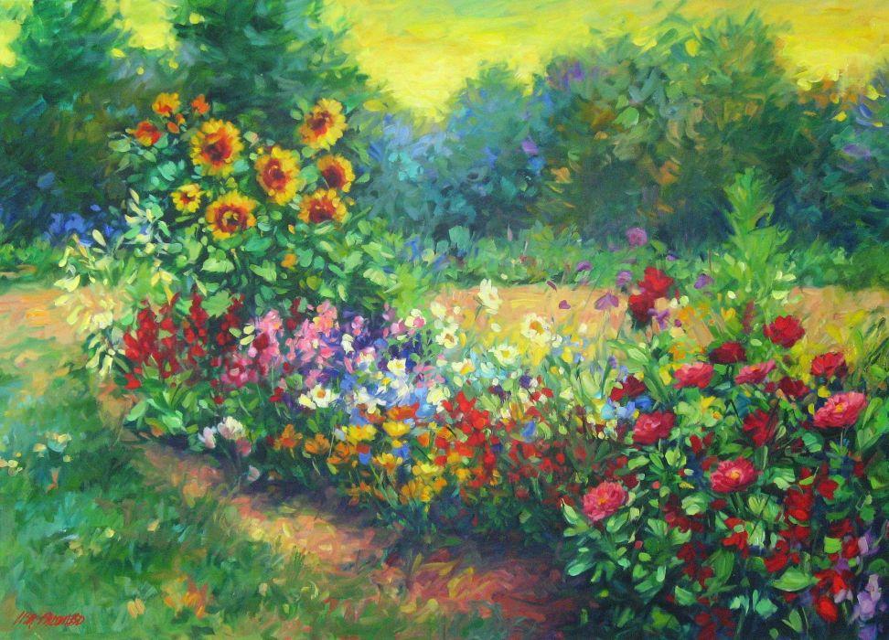 garden park landscape (52) wallpaper