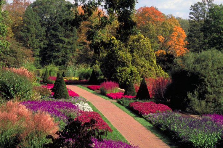 garden park landscape (89) wallpaper