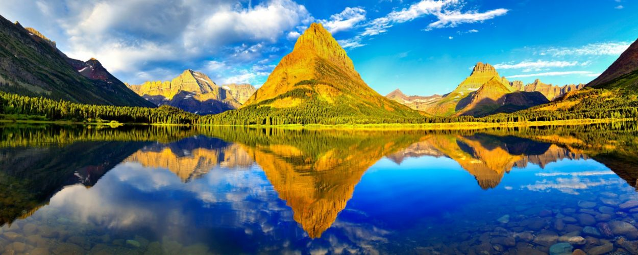 glacier national park dual monitor-other wallpaper