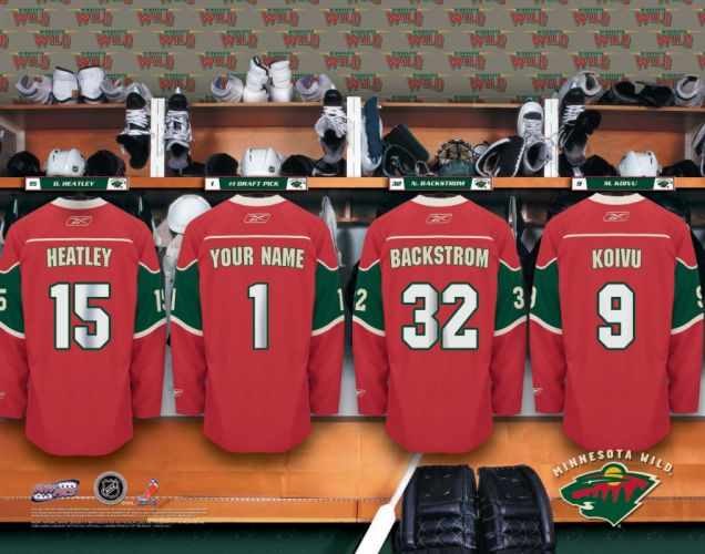 MINNESOTA WILD hockey nhl (3) wallpaper