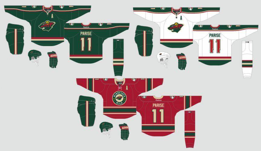 MINNESOTA WILD hockey nhl (1) wallpaper