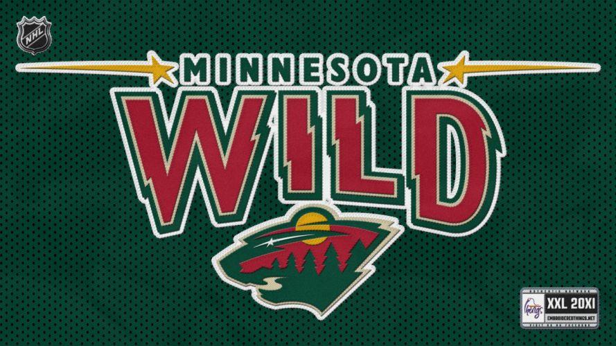 MINNESOTA WILD hockey nhl (16) wallpaper