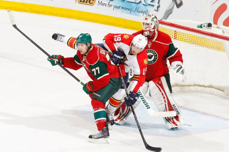 MINNESOTA WILD hockey nhl (91) wallpaper
