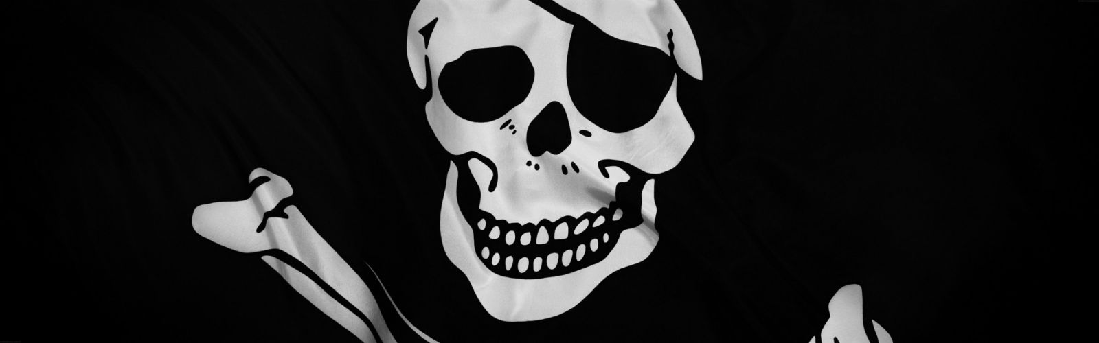 skulls pirates flags Jolly Roger wallpaper