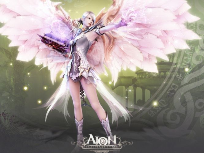 fantasy video games RPG Aion wallpaper