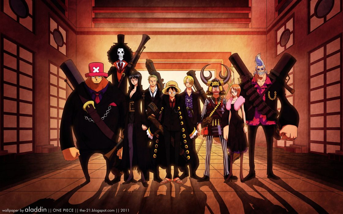One Piece Anime Nico Robin Roronoa Zoro Chopper Monkey D Luffy Nami One Piece Sanji One Piece Wallpaper 2560x1600 323446 Wallpaperup