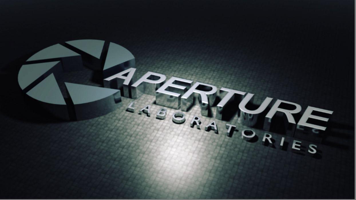 Portal Aperture Laboratories wallpaper