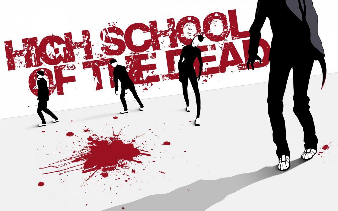 Highschool of the Dead wallpaper